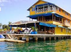 Hotel Las Olas in Bocas del Toro - Panama
